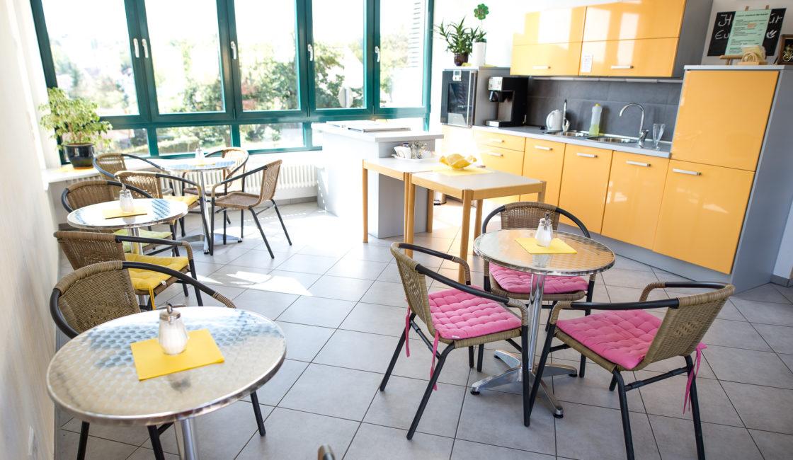 Café Klatsch und Lehrküche