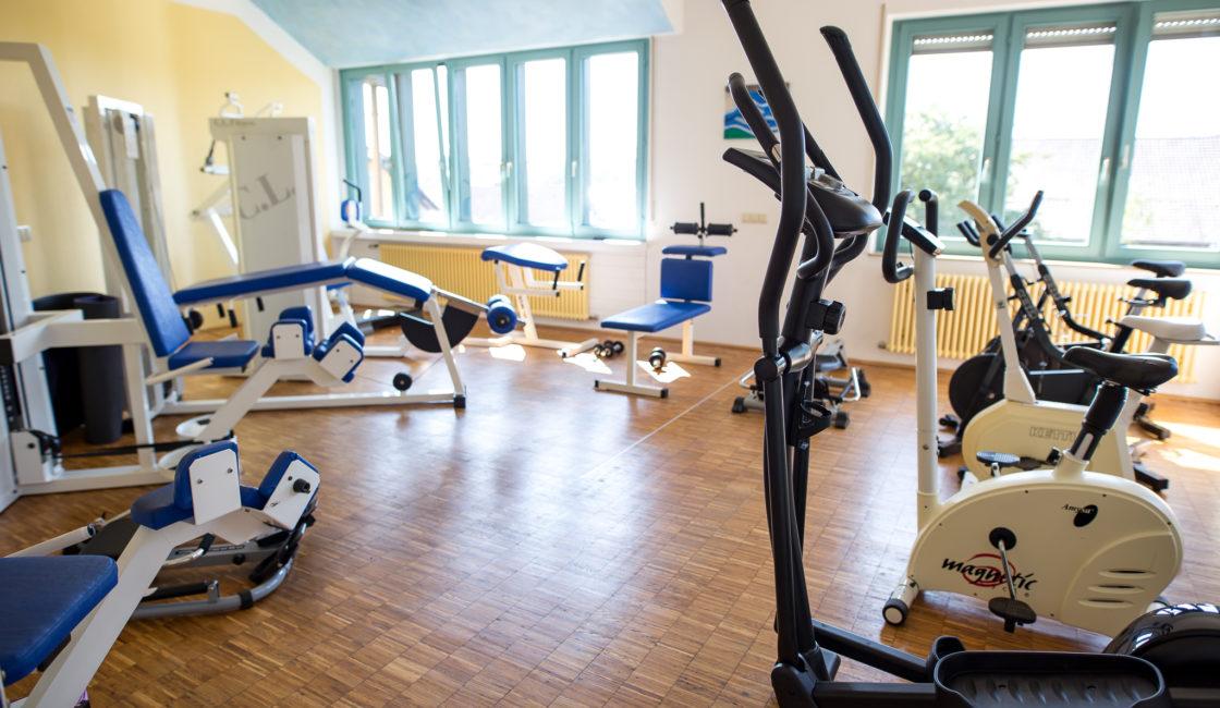 Fitness- und Bewegungsbereich