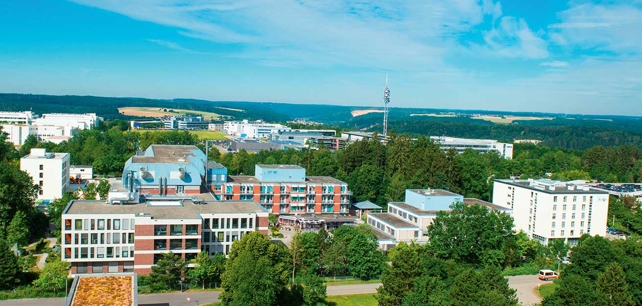 RKU - Universitäts- und Rehabilitationskliniken Ulm