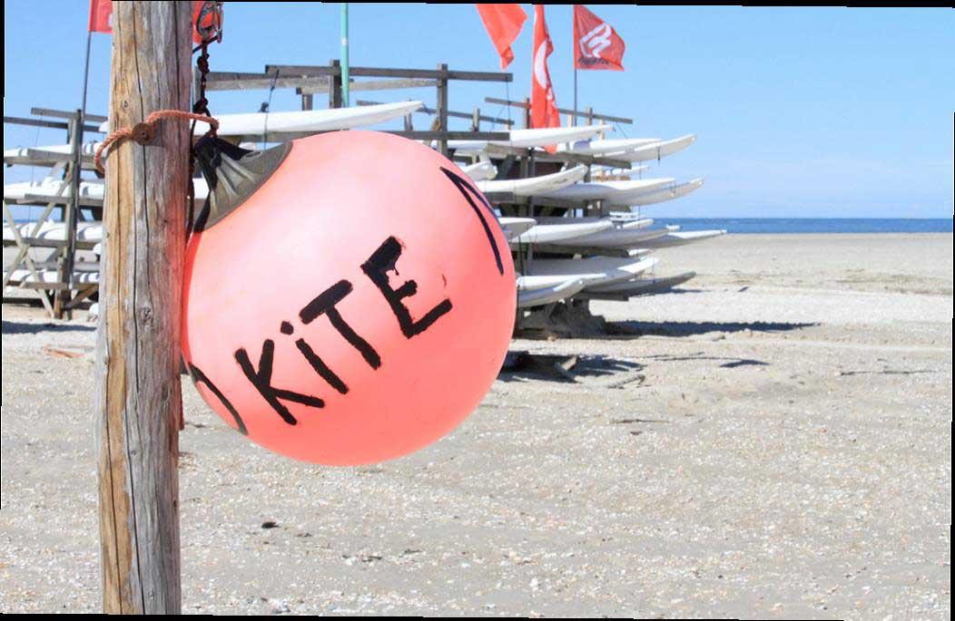 Strandmit Kite Boards