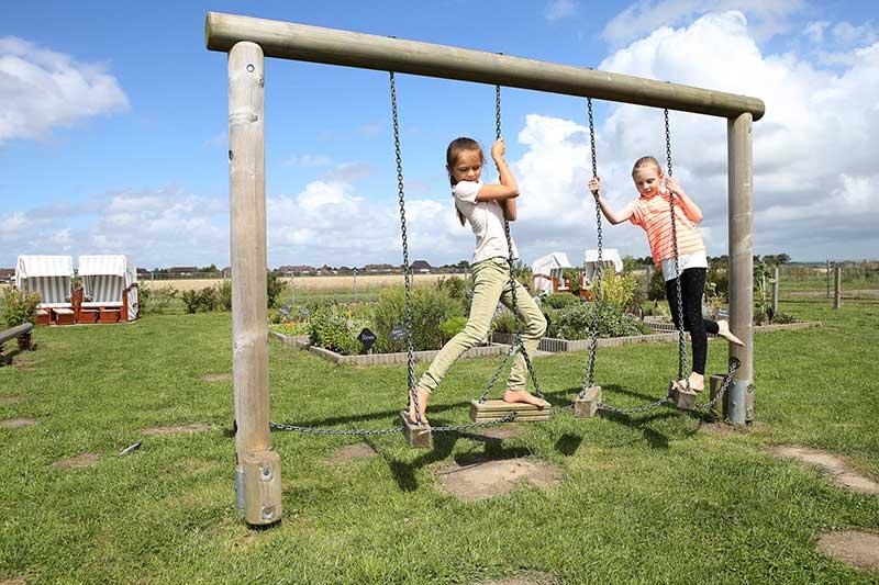 Kinder Kräutergarten Balance