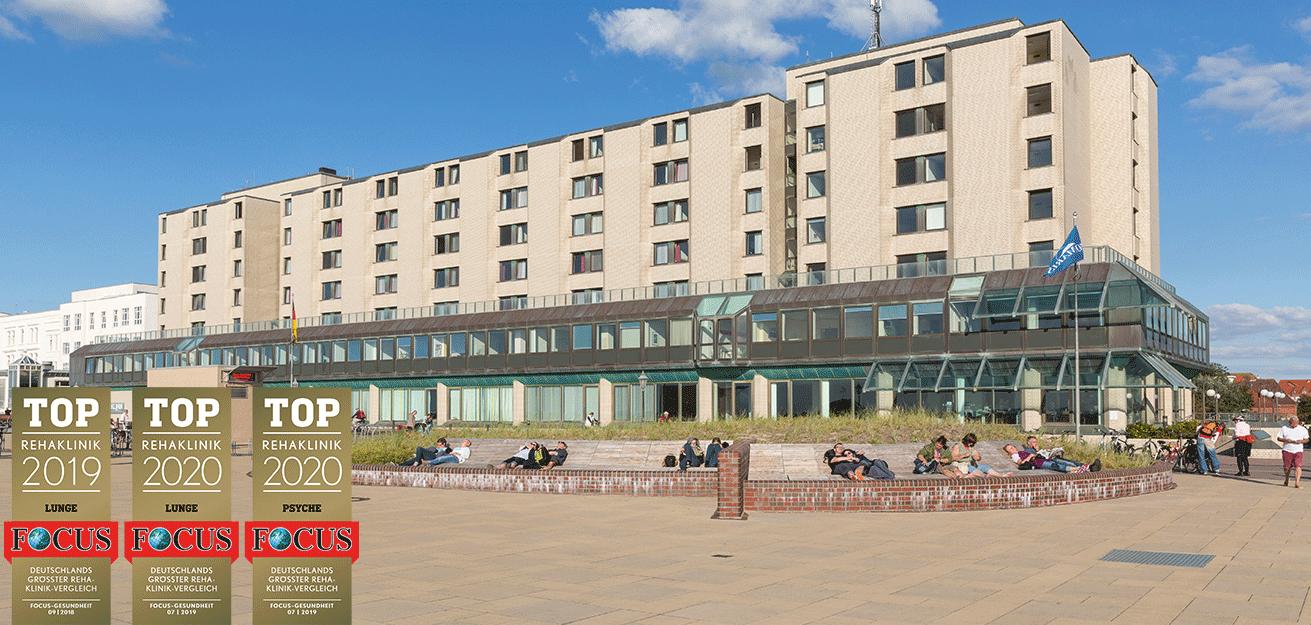 Nordseeklinik Borkum