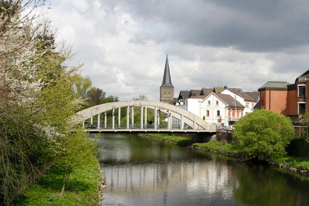 Umgebung - Leichlinger Innenstadt