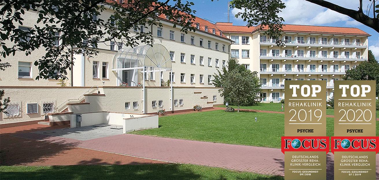 Dr. Ebel Fachklinik Vogelsbergklinik