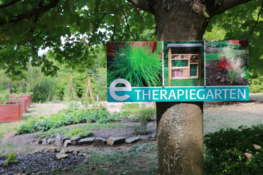 Kräutergarten und Therapiegarten