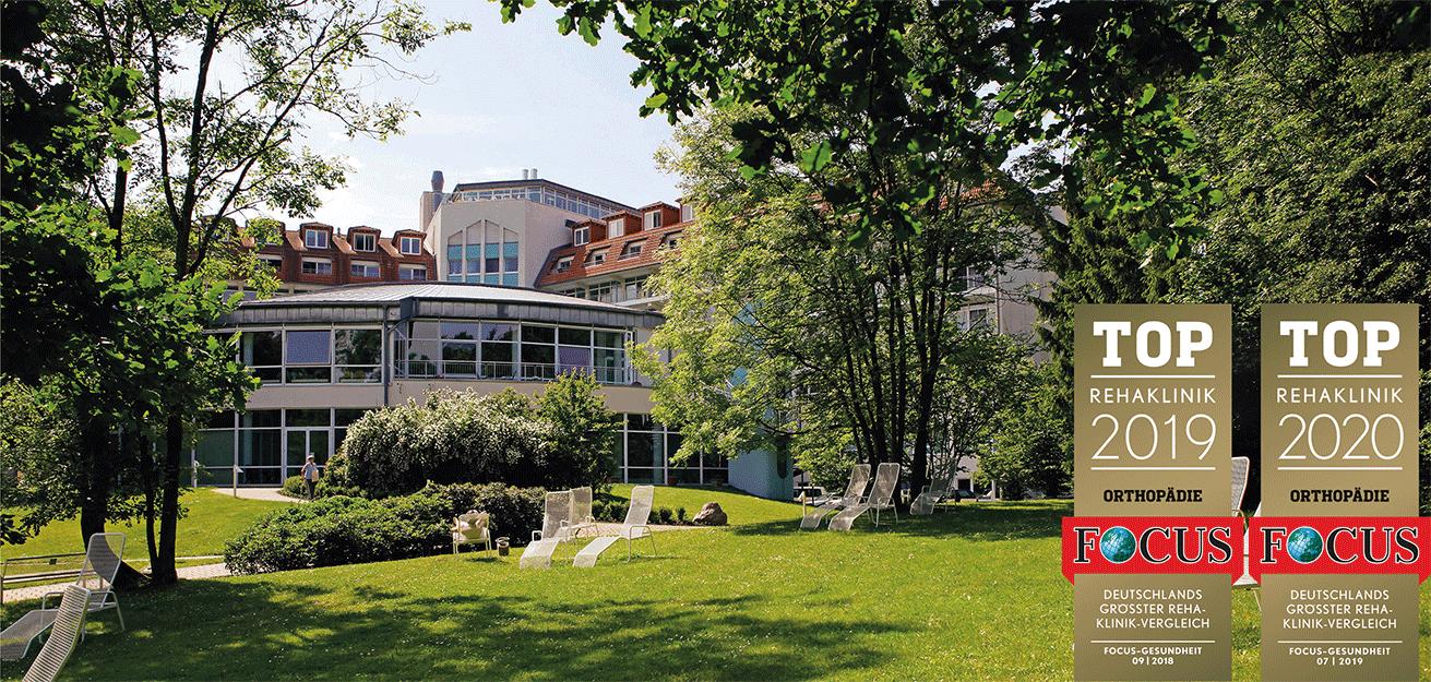 Dr. Ebel Fachklinik Moorbad Bad Doberan