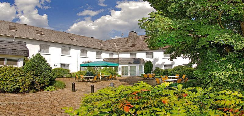 Ödemzentrum Bad Berleburg Klinik Haus am Schloßpark