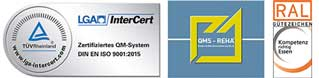 Zertifizierung LGA
