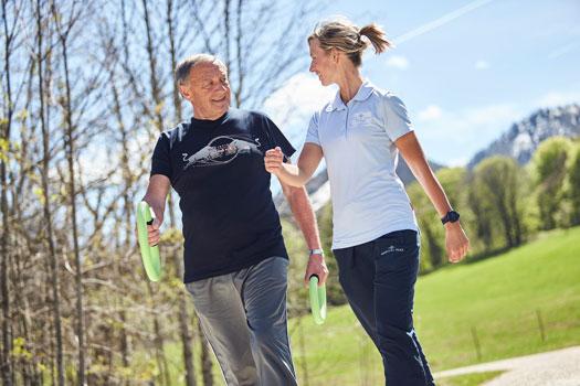 Therapeutisches Laufen