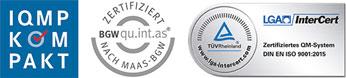 Zertifizierung KLINIK BELLEVUE