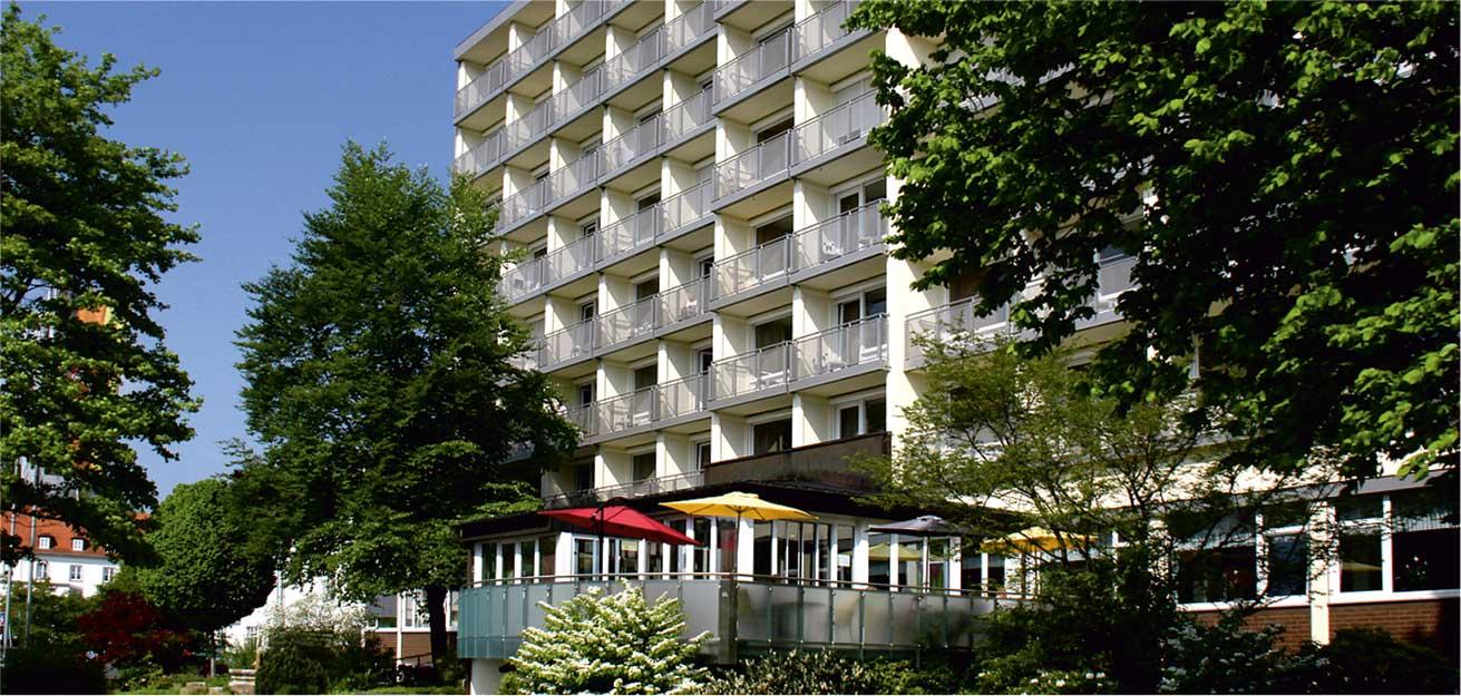 Bückeberg-Klinik, Bad Eilsen   Rehakliniken.de