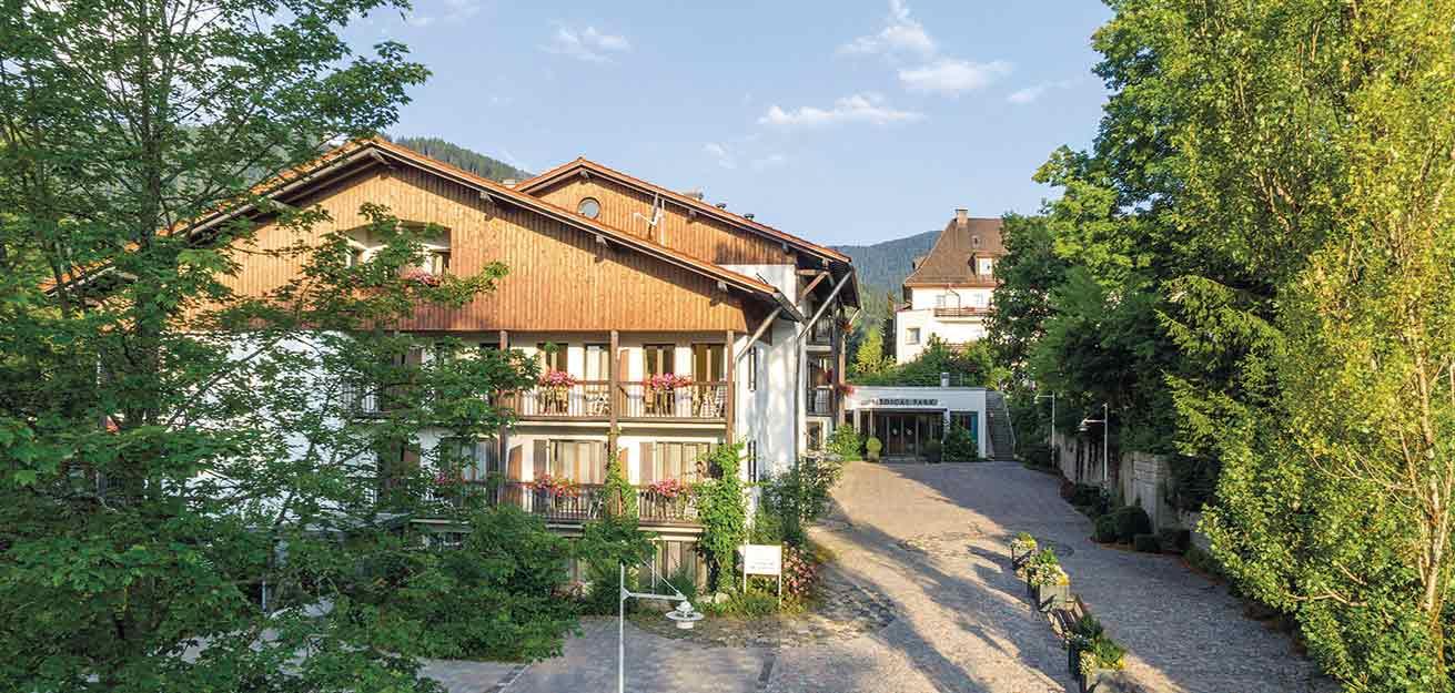 Medical Park Bad Wiessee Am Kirschbaumhügel, Fachklinik