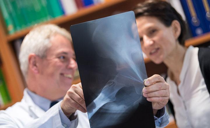 Röntgen in der Orthopädie