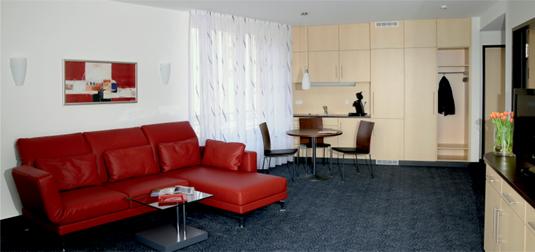 Appartement Maximilianbad