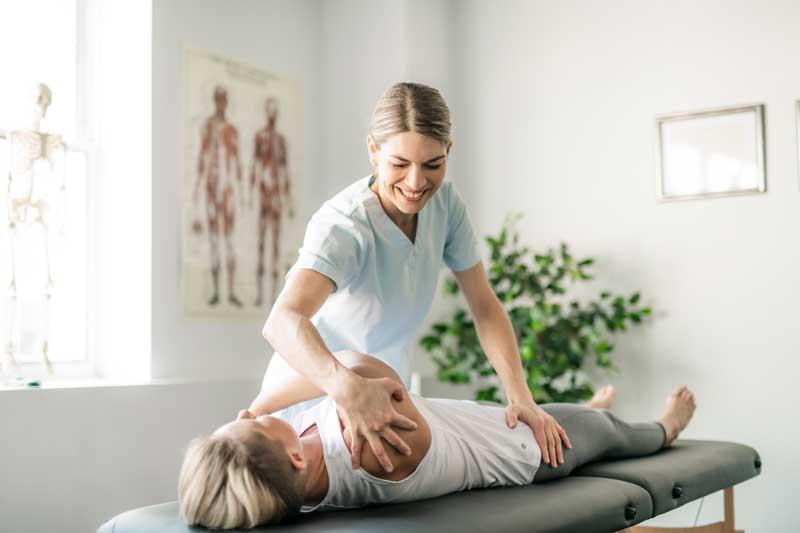 Physiotherapie einzeln