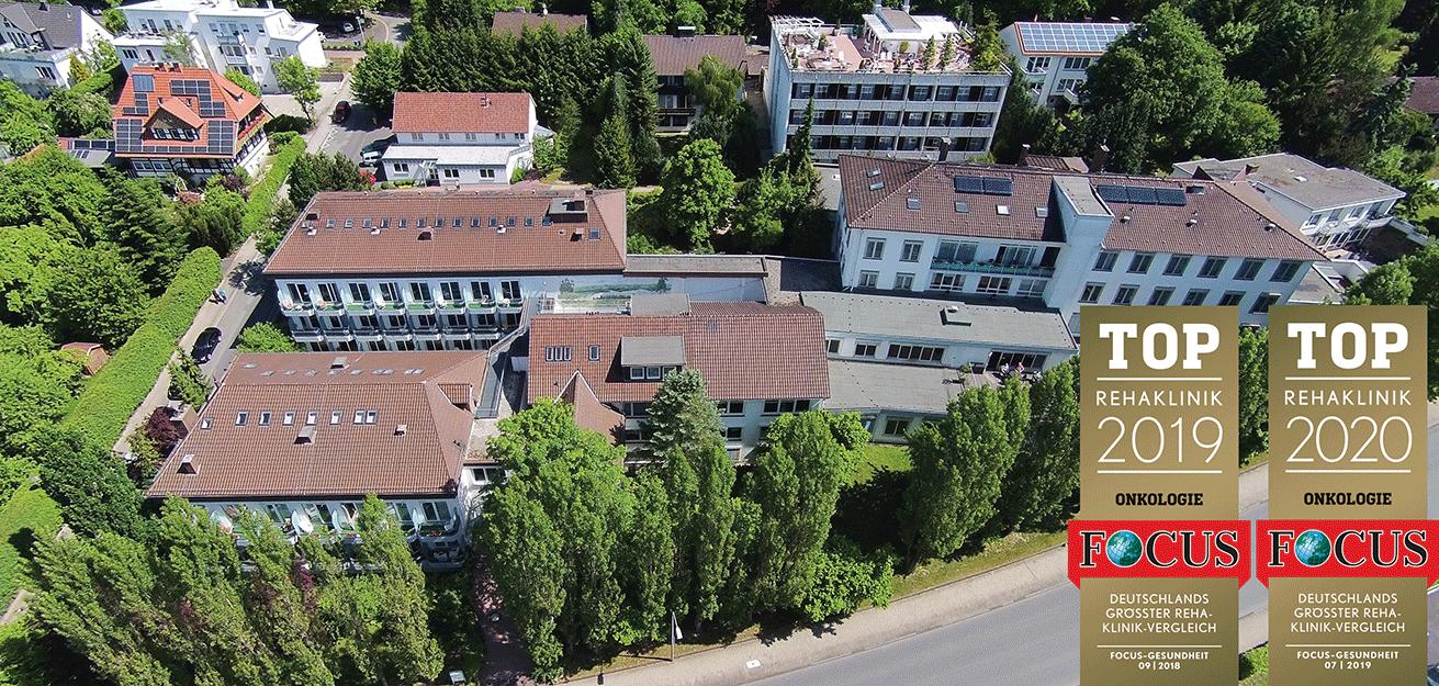 Dr. Ebel Fachklinik Klinik Reinhardshöhe