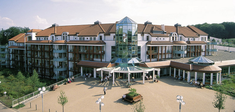 Johannesbad Fachklinik, Gesundheits-& Rehazentrum Saarschleife