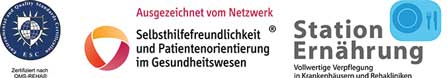 Zertifizierung Rehabilitationsklinik Klausenbach