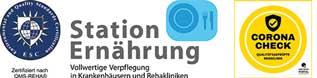 Zertifizierung Rehabilitationsklinik Sonnhalde