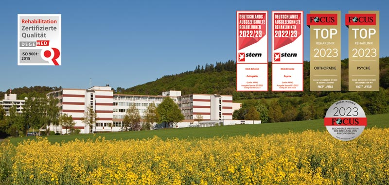 Kliniken Hartenstein, Klinik Birkental