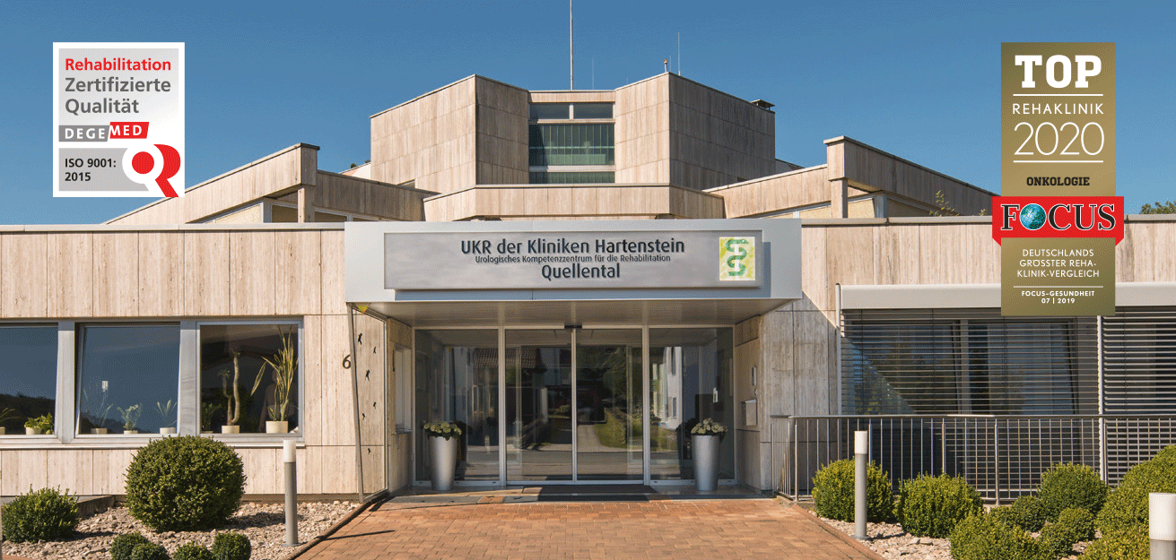 UKR der Kliniken Hartenstein, Klinik Quellental