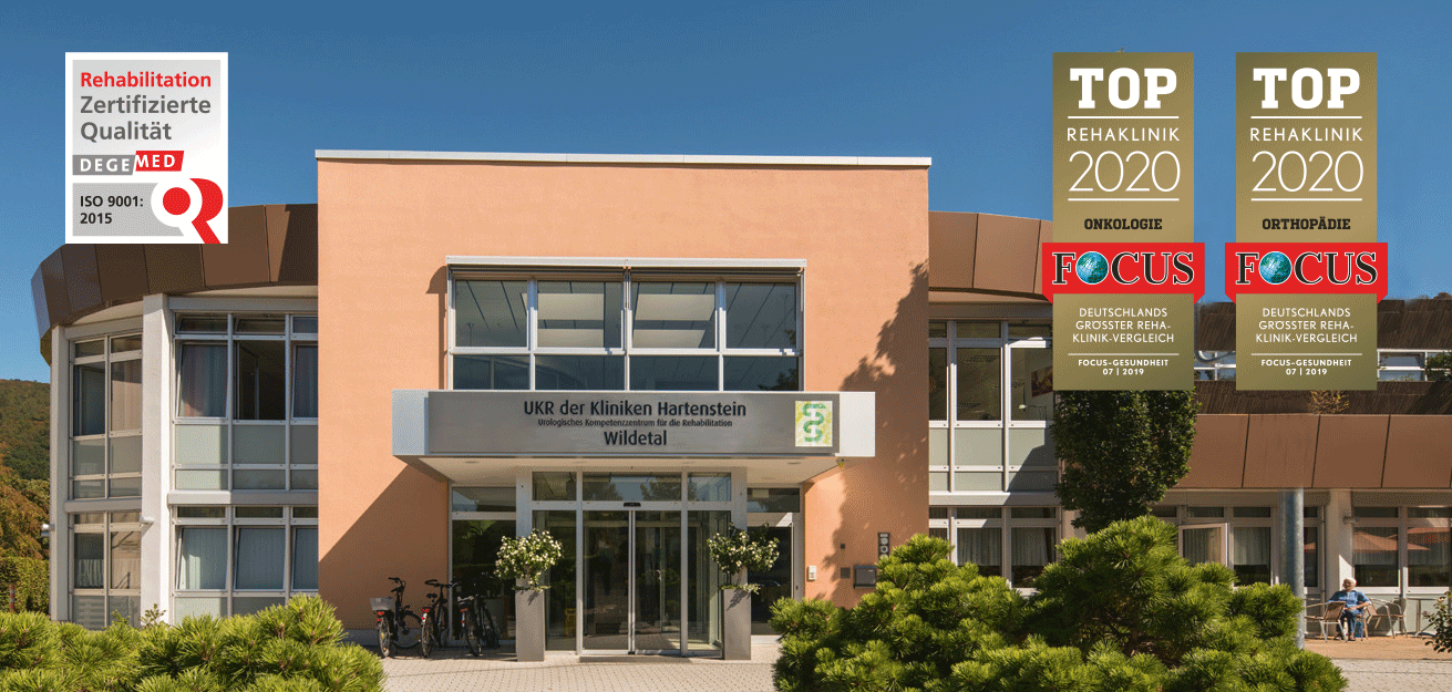 UKR der Kliniken Hartenstein, Klinik Wildetal