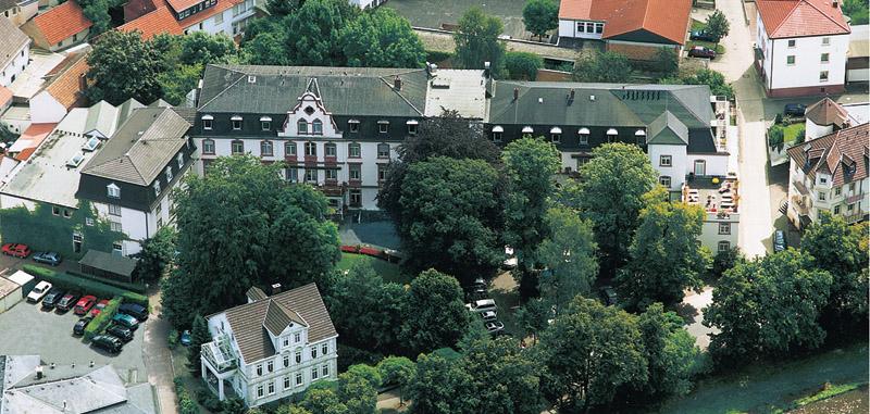 Reha-Klinik Dr. Wüsthofen