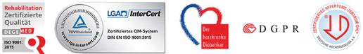 Zertifizierung Caspar Heinrich Klinik Bad Driburg GmbH & Co. KG
