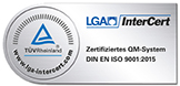 Zertifizierung - LGA InterCert - Seebad Ahlbeck
