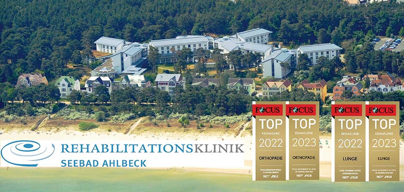 Rehabilitationsklinik Seebad Ahlbeck Ostseebad Heringsdorf