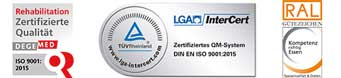 Zertifizierung KAISER-KARL-KLINIK GmbH