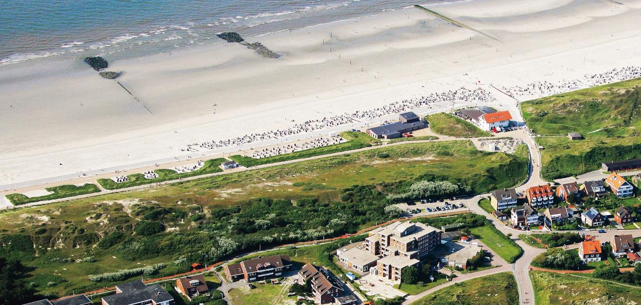 Kurzentrum Norderney, Vorsorge- und Rehabilitationsklinik für Mütter und Kinder