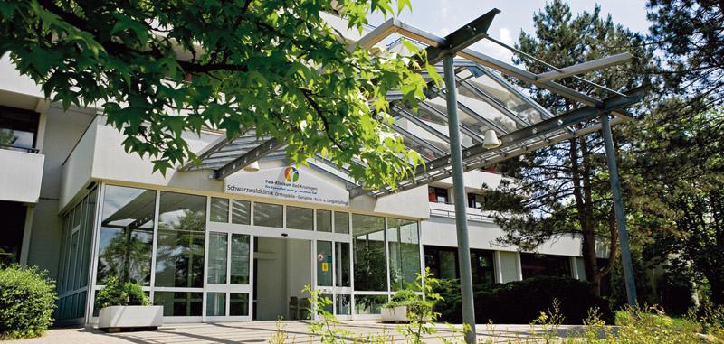 Park-Klinikum Bad Krozingen, Schwarzwaldklinik Orthopädie