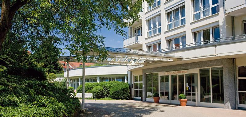 Park-Klinikum Bad Krozingen, Klinik Lazariterhof