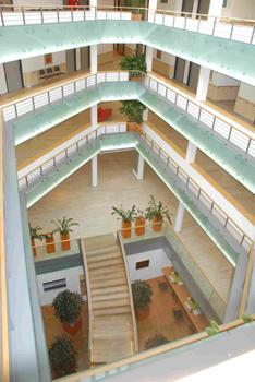 Klinik Innenbereich