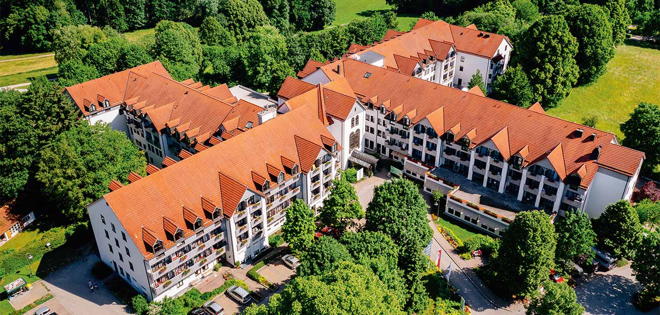 m&i-Fachklinik Bad Heilbrunn