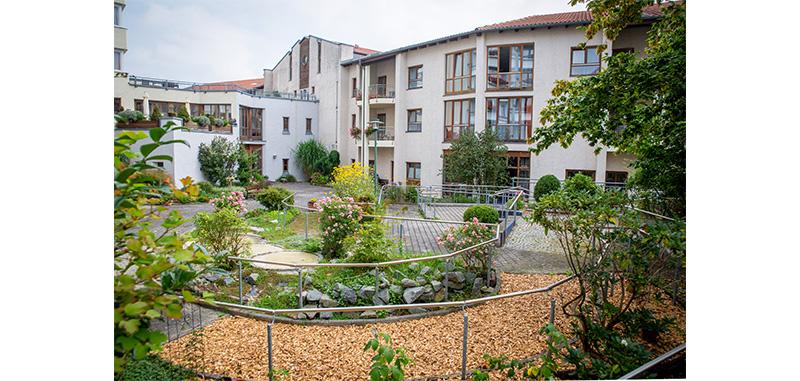 Klinikgarten