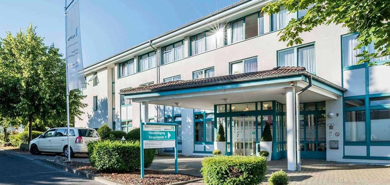 MediClin Reha-Zentrum am Hahnberg