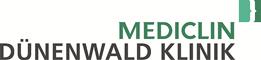 Logo MediClin Dünenwald Klinik