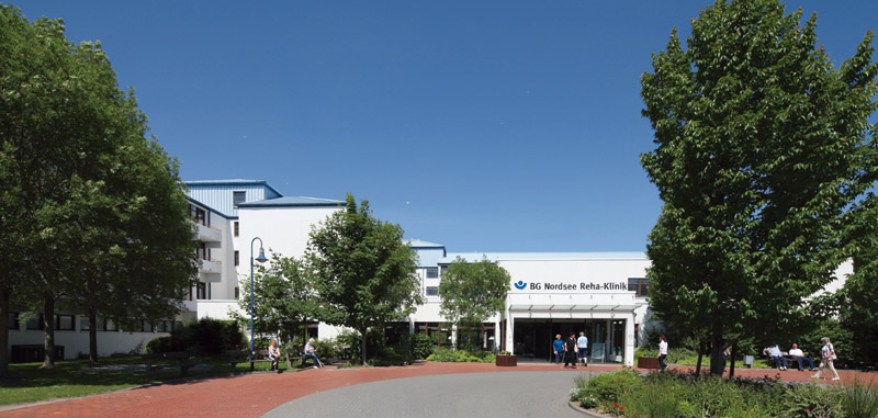 BG Nordsee Reha-Klinik