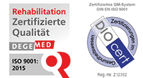 Zertifizierung Strandklinik St. Peter-Ording