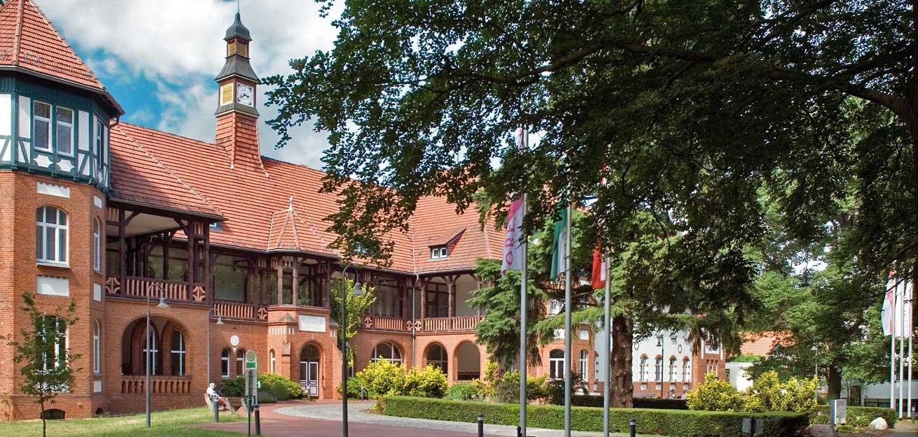 Reha Klinikum Hoher Fläming