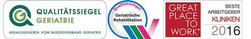 Zertifizierung Geriatrische Fachklinik Rheinhessen-Nahe