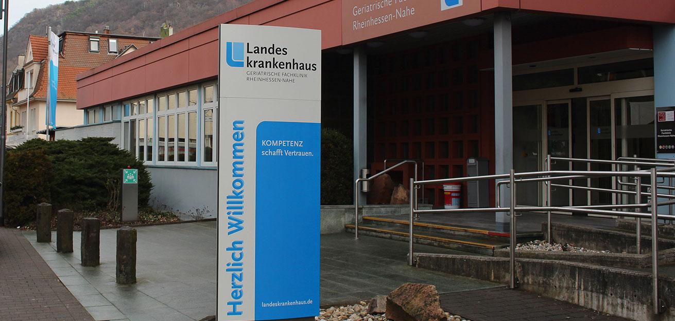 Geriatrische Fachklinik Rheinhessen-Nahe