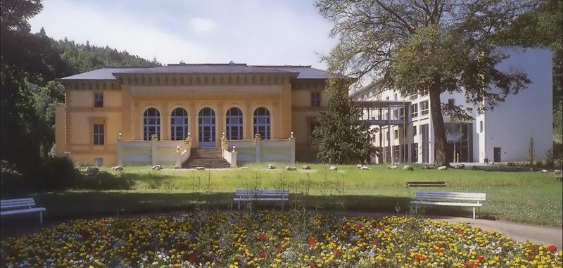 Fachklinik und Moorbad Bad Freienwalde