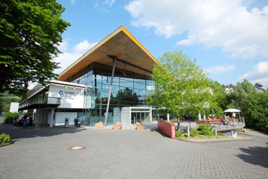 Klinikgebäude