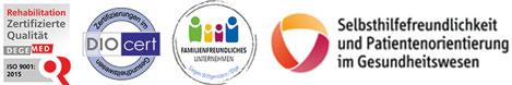 Zertifizierung Celenus Klinik für Neurologie Hilchenbach