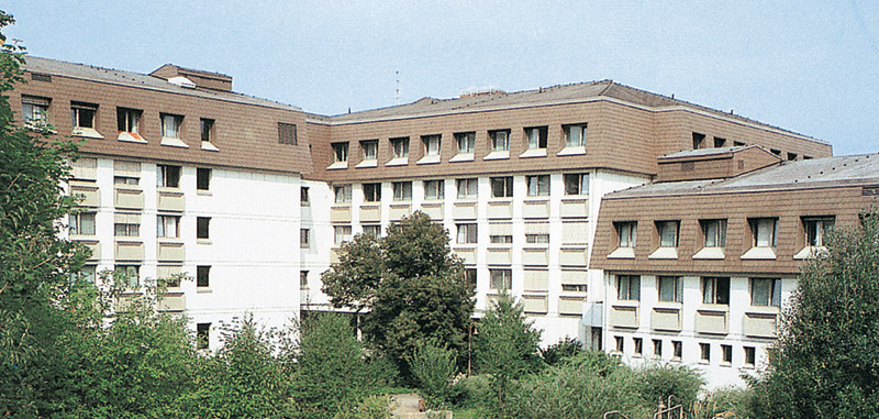 Reha-Zentrum Bad Kissingen, Klinik Saale