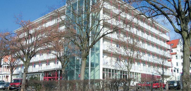 Reha-Zentrum Bad Nauheim, Klinik Taunus