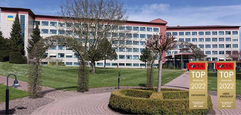 Reha-Zentrum Bad Driburg®, Klinik Berlin